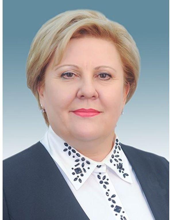 Аронова Ирина Петровна
